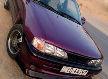 For sale 1993 Purple Starlet
