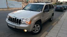Automatic Gold Jeep 2008 for sale