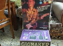 كيتار كهربائي yamaha  GigMaker