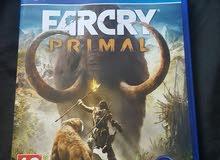 للبيع farcry primal ps4