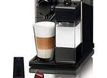 آلة صنع القهوه نسبريسو لاتيسما باللمس