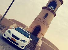 Lexus IS 2012 For sale - White color