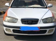For sale 2001 White Elantra
