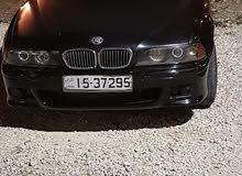 بي ام 525 للبيع
