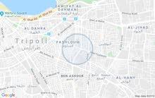 Zawiyat Al Dahmani neighborhood Tripoli city - 120 sqm apartment for sale