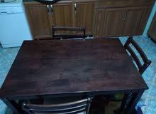 طاولة مطبخ