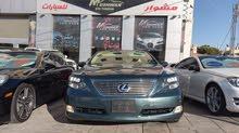 Lexus LS 600h L 2008