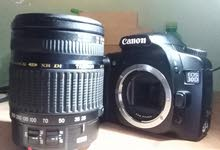canon eos 30d + objectif Tamron 28-300 mm