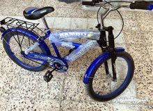 دراجه للبيع جديده أو لاستبدال