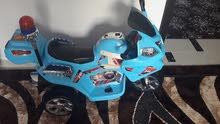 دراجة كهرباء شحن