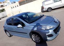 بيجو 207 موديل 2011 ماتور 1600 فينوس