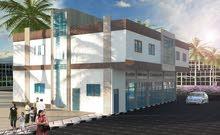 اراضى تجاريه للبيع من المالك بمصفوت عجمان على الشارع القار خلف مركز سند للخدمات