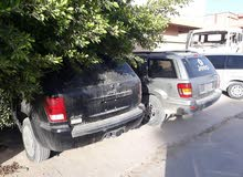 For sale 2003 Silver Grand Cherokee