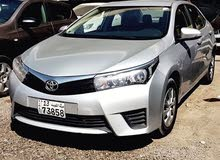 Toyota Corolla 2015 For sale - Blue color