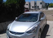 For sale Hyundai Elantra car in Amman