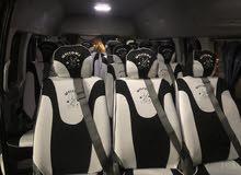 ايجار تويوتا هايس 14 راكب