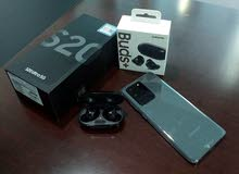 Samsung S20 Ultra 5G, Ear Buds+ and armor cover 8month