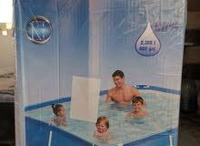 حمام سباحة بيست واي مستطيل