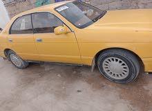 سيارة صفره  بطه  فصل