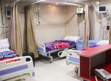 مستشفيات كبري للبيع.  بالاسكندريه. بأرقي الاماكن واحدث الاجهزه