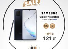 samsung note 10 lite new
