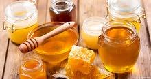 يتوفر لدينا عسل بلدي طبيعي من مناحلنا