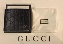 للبيع بوك Gucci رجالي اصلي ام يستخدم نهائيا سعره بالوكيل 150