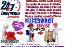 PROFESSIONAL CARPENTER AND LABOUR HOUSE OFFICE STORE SHUFFLING LOW PRICE