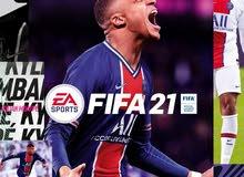 FIFA 21 for sale  فيفا 21 للبيع