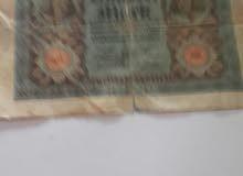 عملة المانى 1911