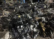 الرباعيه لقطع غيار السيارات المستعملة كافة الموديلات قطع وارد مع ضمان توصيل تركي