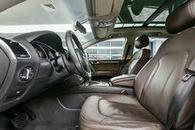 Audi Q7 4.0 TFSI - GCC excellent condition