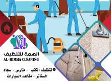 تنظيف البيوت