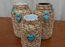 Handmade decorations زينه صنع يد