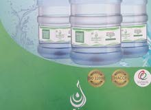 disposable drinking water (20 liters) bottled