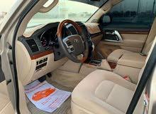 Toyota land cruiser VXR V8 4.6 2015