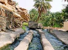 فرصه نادرة،  أرض للتمليك في أروع مناطق سلطنة عمان، تم تخفيض السعر