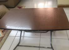 طاولة تنفع طبيلة