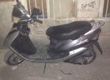 دراجة نارية  sym