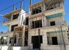 Arjan neighborhood Amman city - 120 sqm apartment for sale