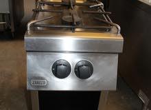 Used 2 Burner range - kitchen equipments