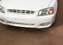 Used condition Hyundai Verna 2002 with  km mileage