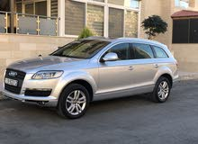 Gasoline Fuel/Power   Audi Q7 2007