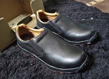 حذاء وقاية من الصدمات الكهربائية.سيفتي مقاس43
