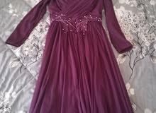 فستان لون توتي للبيع سعر 40 دينار