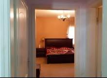 شقة مفروشة مميزة للبيع في الصويفية طابق ثاني 110م