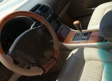 Beige Lexus LS 1997 for sale