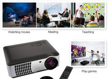 بروجكتر DB Power RD-806 Hd Projector 1280800 Native Resolution,2800 lumens Suppo