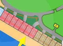 للبيع ارض بمدينة صباح الاحمد البحرية المرحلة الرابعة  رقم القسيمة : 1320