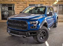 Automatic Ford Raptor 2018